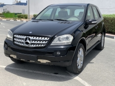 MERCEDES M-CLASS ML 350 V6 3.5LTR 4WD EXCELLENT CONDITION.!WE PAY YOUR 5% VAT