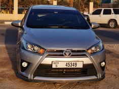 Toyota Yaris SE plus