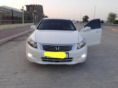 Honda Accord V4 Full Option GCC Specifications