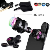 3 in 1 Mobile Phone Special Effects Camera Lens Kit