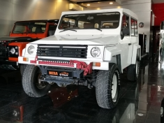 Land Rover Defender/FOERS