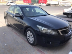 Honda Accord GCC 2008 V4 Full Option