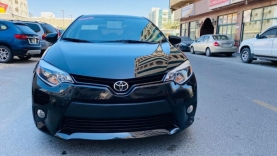 Toyota corolla 2014 American Specs. Excellent condition