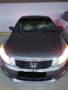 Honda Accord V6 2008 Full Option