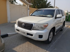 Toyota Land Cruiser for sale V6 GXR 2012