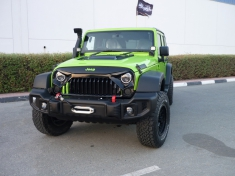 JEEP WRANGLER RIGHT-HAND DRIVE