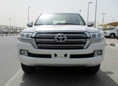 Toyota Land Cruiser GXR 2019