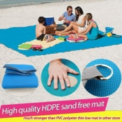 Multi Purpose Sand Free Beach Matt 200x200cm