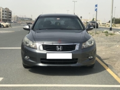 Honda Accord 2.4 i-VTEC Mid Option Model 2010 GCC Specs Agency Maintained Like New